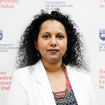 Professor Payyazhi Jayashree, Dean of the Faculty of Business at UOWD