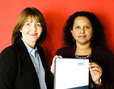 UOWD's Human Resource Management degrees receive AHRI accreditation