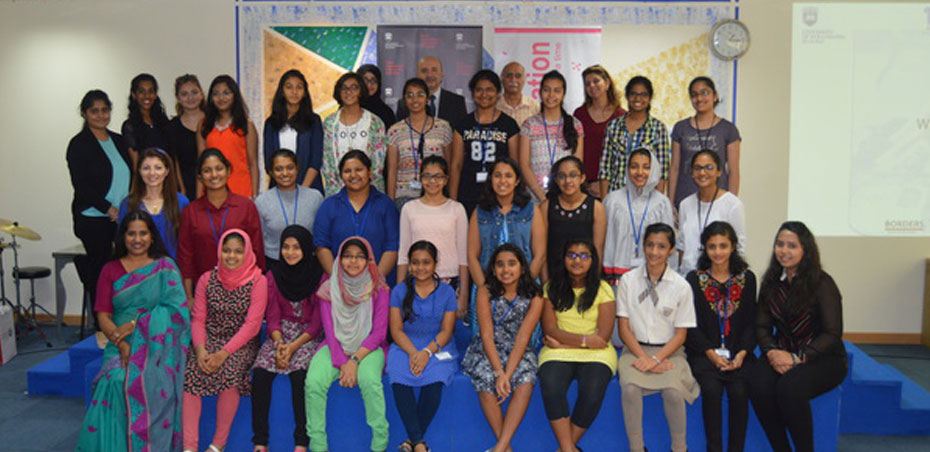 First TECH-G summer camp for girls at UOWD a great success