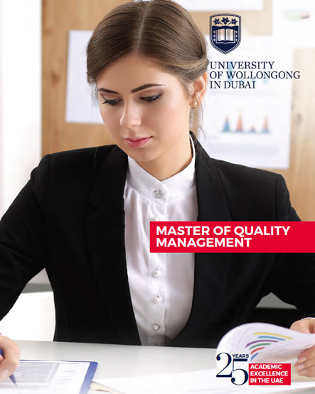 Master of Quality Management Brochure