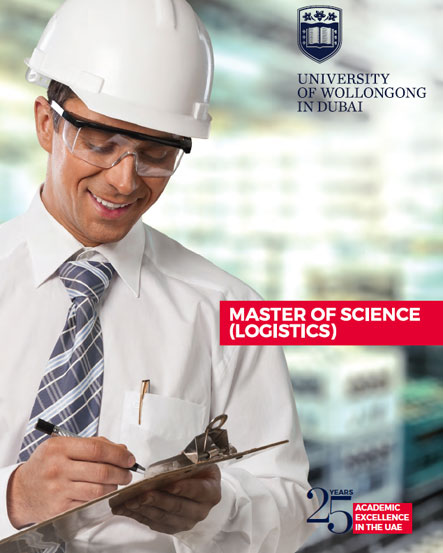 Master of Science (Logistics) Brochure