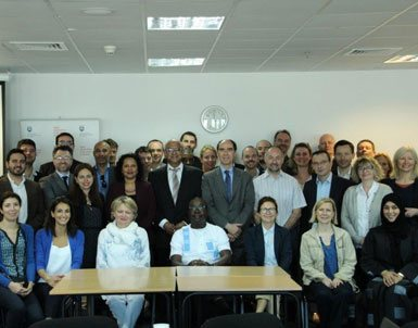 UOWD welcomes EMBA students from top international business school