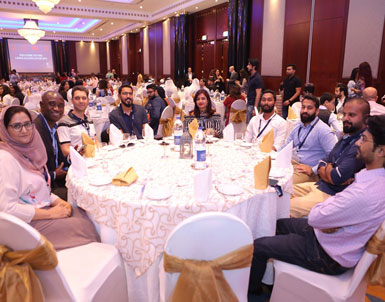 More than 350 UOWD Alumni reunite during UOWD's annual Alumni Iftar