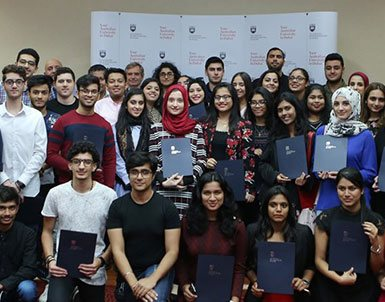113 gifted students benefit from UOWDs Academic Merit Scholarship