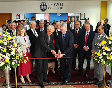 UOWD launches new college to empower students for future learning