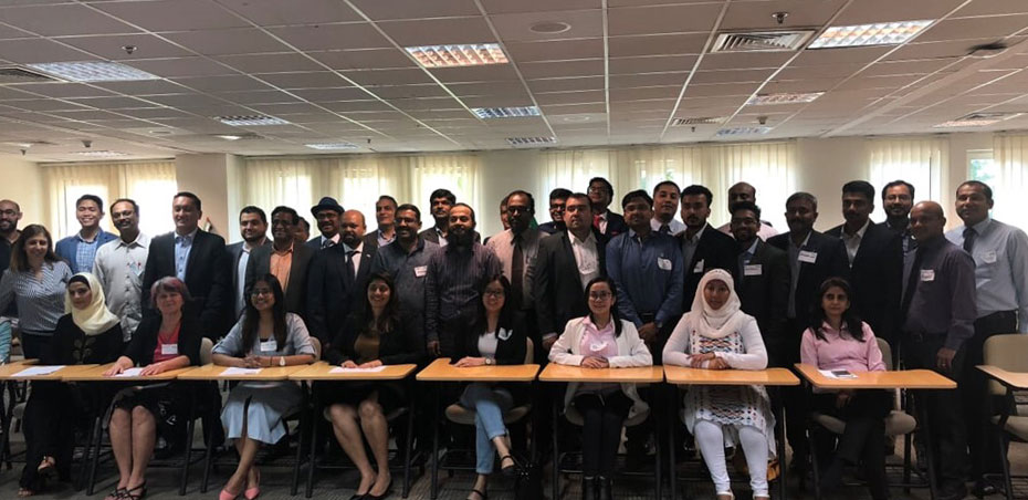 UOWD Quality Management students prepare for Digital age and 21st century Quality