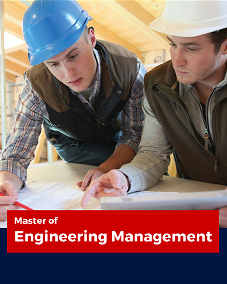 Master of Engineering Management Brochure