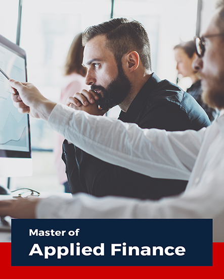 Master of Applied Finance