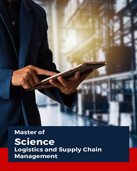 Master of Science (Logistics & Supply Chain Management)