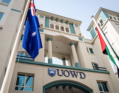 UOWD's PhD program to commence in September 2020